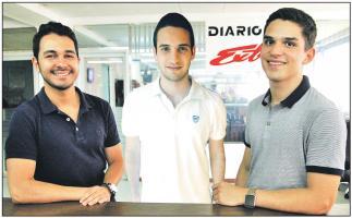 César Moya, Henry Milgram y Federico Pacheco representarán a Costa Rica en Londres