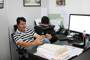 El ingeniero Mario Rojas dijo que Gamboa no es funcionario municipal y debió localizar a las personas indicadas