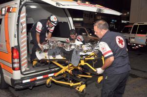 López fue herido de bala en la cabeza y perdió la vida minutos después de ingresar al hospital