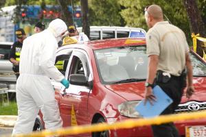 Roy Ching Leitón, fue asesinado de varios balazos cuando viajaba en taxi por las cercanías del Colegio de Abogados en Zapote