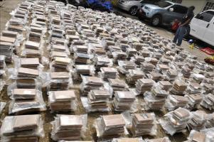 EE.UU. presenta cargos por narcotráfico contra dos expolicías venezolanos Según la acusación, Martín Olivares e Itriago habrían traficado droga a Estados Unidos desde Venezuela, Colombia y México, en