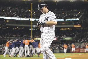 Brian McCann representa la frustración de todos los Yankees