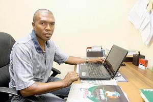 Reynaldo Parks trabajará detrás de un escritorio en busca de colaborar con La Tromba