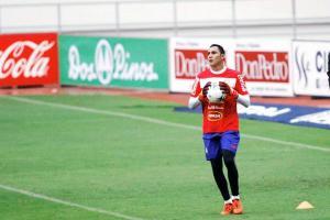 Keylor Navas será el capitán de la Tricolor en el duelo de hoy ante Sudáfrica. (Foto: David Barrantes)