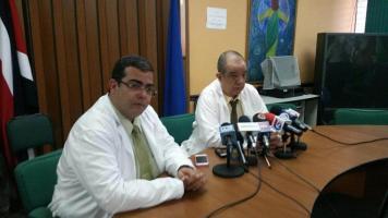 Médicos se refieren al diagnostico de Gerardo Cruz.