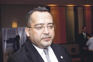 """""""Se trata de un intercambio de información de inteligencia del puerto de salida y del de destino"""", dijo Guillermo Araya, director general del ICD"""