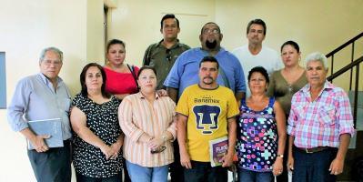 Al menos 11 representantes de proyectos de vivienda se mostraron molestos