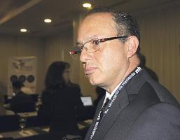 """""""Tenemos personal de alto desempeño, que ha sido calificado para clases de puestos que son anchas que el funcionario debe y tiene que saber"""", dijo Benito Coghi"""