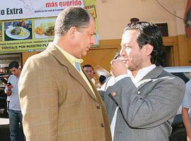 Iván Barrantes, exasesor del presidente Luis Guillermo Solís, se encargará de la campaña municipal del Movimiento Libertario