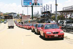 Los viajes en taxi costarán menos a partir de hoy