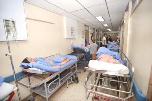 El Hospital San Juan de Dios deberá esperar cinco años más para ver si se le construye una torre quirúrgica de Emergencias