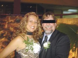 La pareja se casó en 2013, pero 2 años después la situación es muy diferente