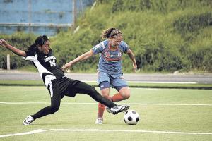Álvarez defendió la camiseta de la Selección Nacional de Costa Rica