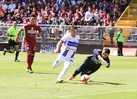 Danny Carvajal fue el titular en la derrota que sufrió ayer Saprissa en su casa contra Cartaginés