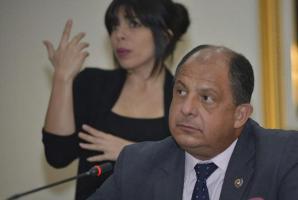 El mandatario, Luis Guillermo Solís, se reunirá con autoridades del instituto la próxima semana para finiquitar este y otros proyecto