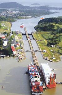Grupos Unidos por el Canal se encargó de la reparación y de reforzar también las esclusas del lado Atlántico