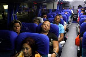 Los cubanos aterrizaron en El Salvador y luego viajaron a Guatemala.