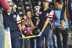 Esta es la tercera lesión de gravedad que sufre Juan Bustos desde que milita en el Saprissa