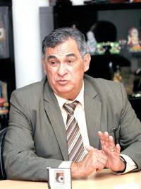 Entre las prioridades de William Corrales se encuentra retomar las buenas relaciones con el Comité Olímpico Nacional