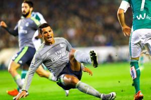 El Real Madrid tiene prohibido resbalar de nuevo si quiere seguir luchando por la liga española