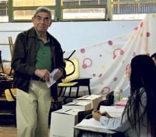 Óscar Arias casi se queda sin participar