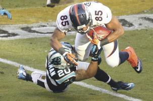Broncos dominó la final de principio a fin. (Fotos: EFE)