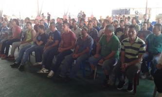 Autoridades dieron por inaugurado el curso lectivo en cárceles hoy