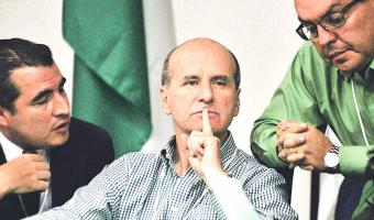 José María Figueres, presidente del PLN, debería renunciar al puesto a más tardar en abril, según las reglas de la agrupación
