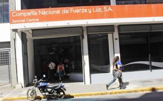 CNFL reporta 160 nuevas averías hoy