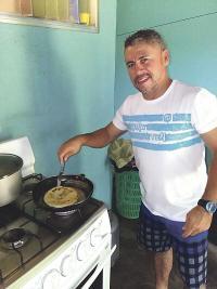 Allan Oviedo disfruta la vida junto a su familia y dice que Dios cambió su forma de ver las cosas