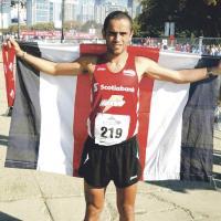 César Lizano realizará un último esfuerzo para clasificar a los Juegos Olímpicos Río de Janeiro 2016