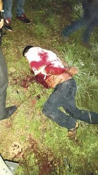 Uno de los secuestradores fue herido tras un intercambio de balas con los agentes del OIJ