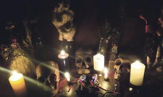 Niña muere por ritual de magia negra