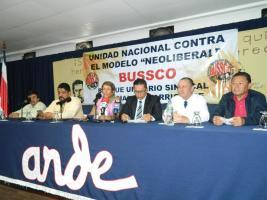 Hoy podría reunirse el comité político de Bussco con el Ministro de Trabajo