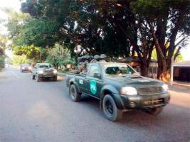 Refuerzan seguridad en fronteras hondureñas, por las maras salvadoreñas