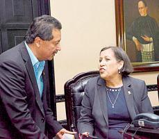 Víctor Morales juega un papel importante para el gobierno de cara al 1° de mayo