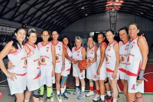 Costa Rica A categoría +50 femenino disputará la final del Panamericano hoy ante Argentina A a las 11:30 a.m. en el Gimnasio Nacional