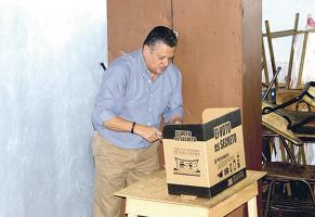 Araya retoma las riendas de la alcaldía de San José, tras su fallido intento por alcanzar la presidencia de la República