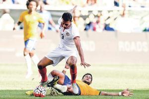 """Giancarlo """"Pipo"""" González será baja de la Sele para la Copa América Centenario. El cuerpo técnico busca darle descanso al defensor"""