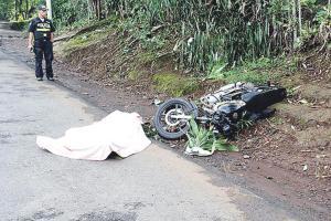 En un mes murieron 23 motociclistas y 24 personas en carros