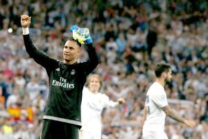 Keylor Navas y el Real Madrid vencieron por la mínima al Manchester City y están en la final de Champions League