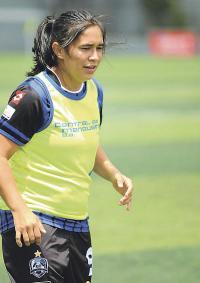 Karla Villalobos es la delantera más efectiva del fútbol femenino nacional