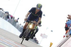 Luchar hasta el final por el Giro de Italia es la consigna del Movistar Team y Andrey Amador. (Foto: Movistar Team)