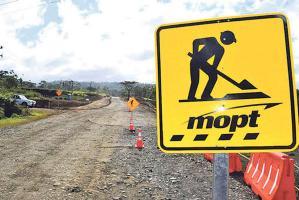 Lo que el MOPT puede pagar de manera anticipada son los insumos directos del proyecto, pero no el 100% del monto de la contratación, según la Contraloría