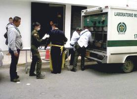 El certificado de defunción del costarricense menciona que murió por asfixia