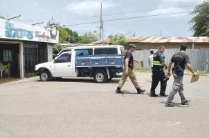 El detenido está a la espera de que se resuelva su situación jurídica
