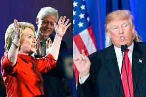 Sondeo revela que Clinton y Trump no tienen aún definido, quién llegará a la Casa Blanca