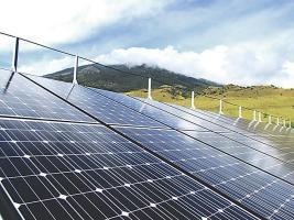 Costa Rica se abre a  la energía solar