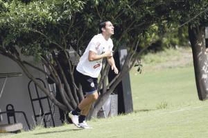 Rodríguez se incorporó ayer a los entrenamientos de la Tricolor, asegura que viene listo para competir por un puesto en el 11 titular