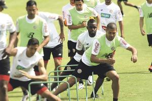 La experiencia de Álvaro Saborío es su principal arma para seguir figurando en la Selección. (Foto: David Barrantes)